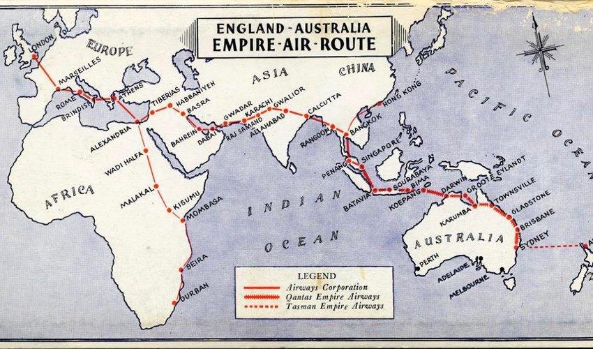 """""""Kangaroo Route"""""""